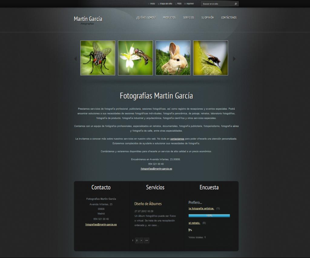 Nuevas Plantillas de Webnode: ¡100% gratis! « Webnode blog