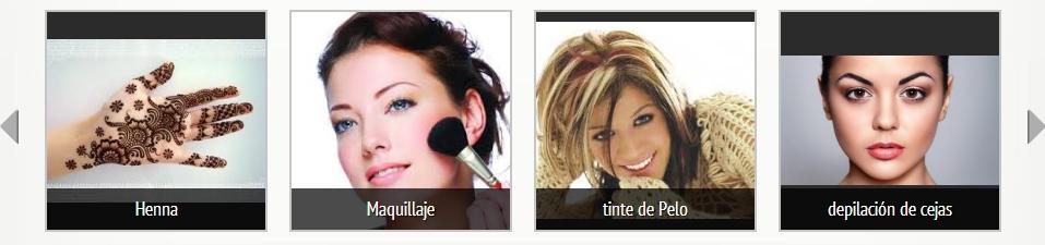 C mo hacer la p gina web de un sal n de belleza webnode for Administrar un salon de belleza